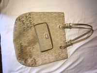 Authentic MK ( Michael Kors)Purse and matching wallet ..paid 129$ and 169$ Montréal, H1E 4R1