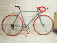 Bici corsa Bianchi Sprint Fixed Vintage Le Rughe, 00060