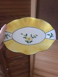 Serving dish (made in Italy)  509 km