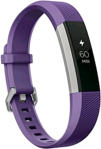 Fitbit Ace, Power Purple Classic Band / Stainless Steel Tracker Toronto, M9W 5Z3