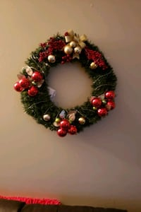 Christmas wreath  Toronto, M3N 2Y4