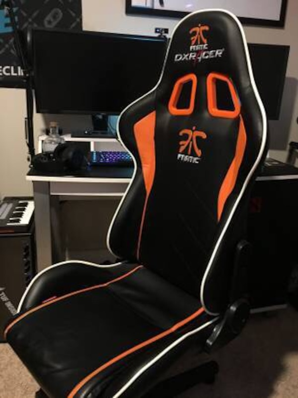 Outstanding Dxracer Chair Fnatic Edition Theyellowbook Wood Chair Design Ideas Theyellowbookinfo