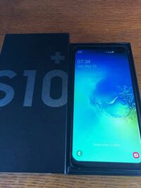 Samsung Galaxy S10 Plus 128Gb Unlocked  Bowie, 20716