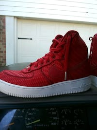 Nike Air Force Oklahoma City, 73132