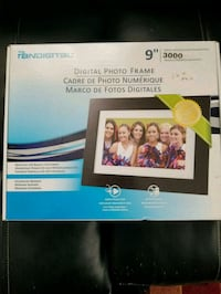 Digital Photo Frame Cambridge, N1R 3V3