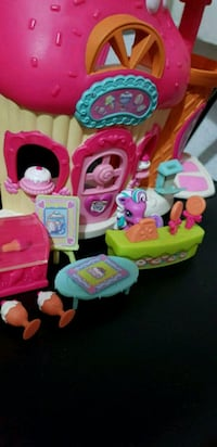 Juguete heladeria my little pony Alacant, 03699