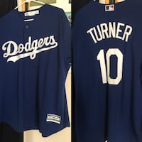Dodgers jersey (Justin turner) Imperial Beach, 91932