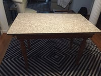 Marble top table  Gainesville, 20155