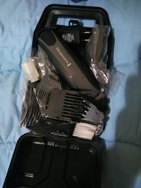 black Remington electric hair clipper with case Gilbert, 85234