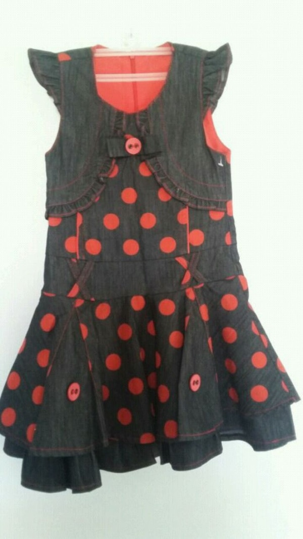girl's summer dress size 5y