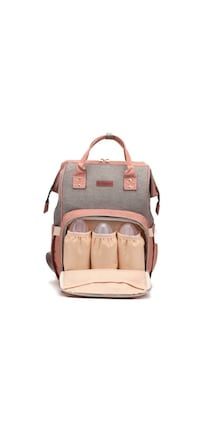 New Diaper Bag Backpack,Travel Backpack Maternity Baby Changing Bags