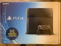 Ps4  Brand New In Box.