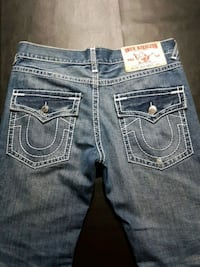 Men's 34 True Religion  Hamilton