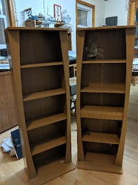 DC/DVD Shelves, small book shelves Gaithersburg