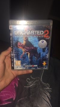Uncharted 2 Sony PS3 game case Melun, 77000