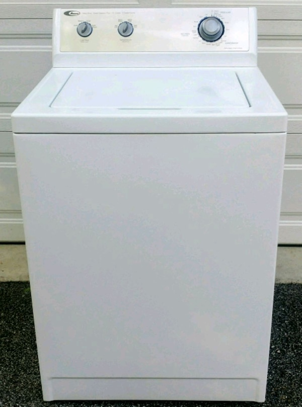 Amana Super Capacity Plus Heavy Duty Washer