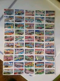 ~2001 50 States Stamp Collection  North Charleston, 29406