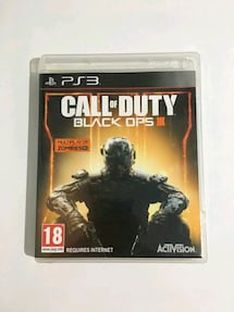 Ps3 Playstation 3 Oyun Call Of Duty Black Ops 3