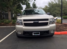 2007 Chevrolet Avalanche 4WD Avalanche w/1LT