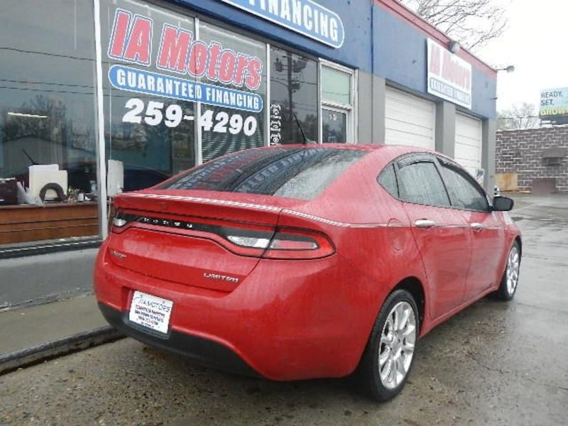 2013 Dodge Dart *FROM $499 DOWN! Limited! SPORTY! d35a5ce4-530c-451b-acd7-c10ff693c384
