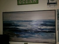 4 feet wide ocean painting  Westland, 48186