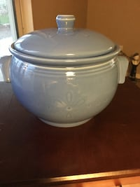 Soup Tureen with/Lid Fort Mohave