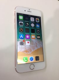 Rose gold iphone 6s с чехлом 7826 km
