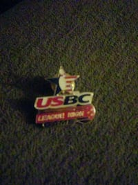 USBC BOWLING BUTTON