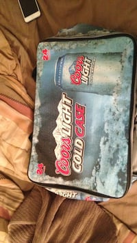Coors light cold case