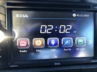 Boss double din radio New Haven, 06515