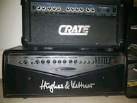 2 Solid State Guitar Head Amps Toronto, M5T 2K8