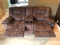 Reclining couch and loveseat set  Sherwood Park, T8A 0T3