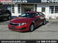 Kia Optima 2011 North Attleboro