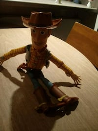 Oringial woody pull string talking sheriff doll Lincoln, 68506