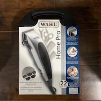 Wahl Pro 22 Piece Haircutting Kit