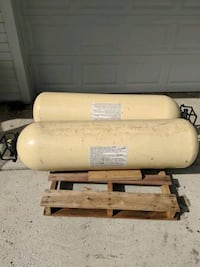 CNG Tanks 9.1 GGE Sterling