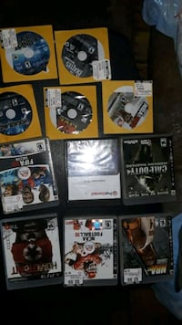 assorted Sony PS3 game cases Mesa, 85206