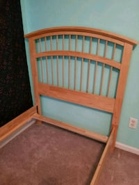 Twin Bed Frame Chesapeake