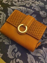 Real leather Marks & Spencer wallet Scarborough