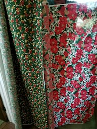 Holiday Fabric 2 BIG bolts $15 each or $25 both East Lyme, 06333