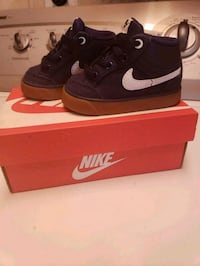 Nike high-top sneakers with box Fairfield