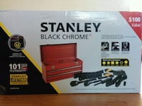 Stanley Black Chrome Tool Box Orlando, 32804