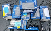 PowerA Wireless controller for PS3 null