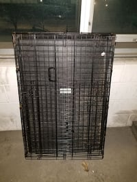 Cage for larger animals