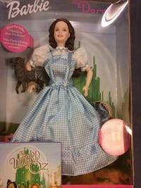 Wizard of Oz Series Barbie Dorothy Jamestown, 38556