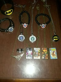 Super hero's LOT all brand new all $50