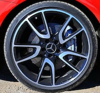 Mercedes rims brand new 20 inches North Caldwell, 07006