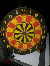 black, white, and green dartboard Cottonwood Heights, 84093