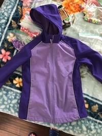 purple and black zip-up jacket Winnipeg, R2W 2E3