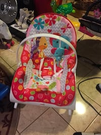 baby's multicolored bouncer Woodbridge, 22193